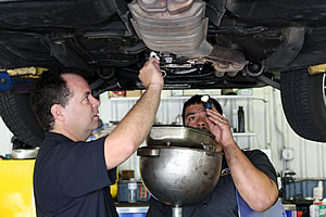 European Auto Repair Services In The Woodlands Spring Tx